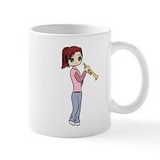 Trumpet Girl Mug