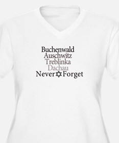 Never Forget - Concentration Camps T-Shirt