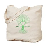 Earthday Canvas Bags
