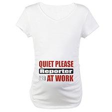 Reporter Work Shirt