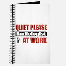 Radiologist Work Journal