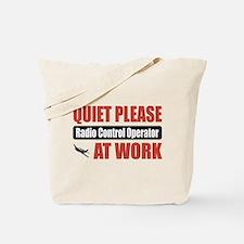 Radio Control Operator Work Tote Bag
