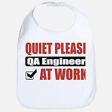 QA Engineer Work Bib