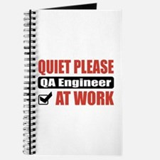 QA Engineer Work Journal