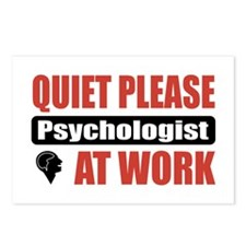 Psychologist Work Postcards (Package of 8)
