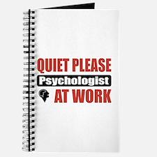 Psychologist Work Journal