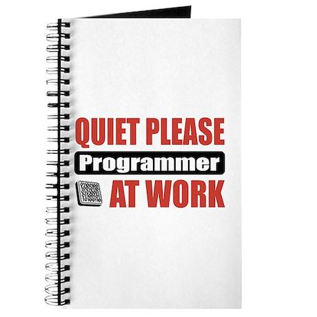 Programmer Work Journal
