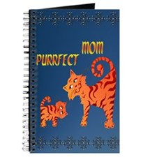 PurrFect Mom Journal