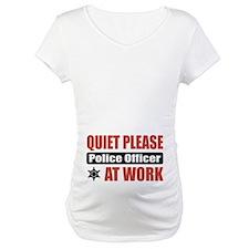 Police Officer Work Shirt