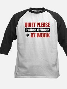 Police Officer Work Tee
