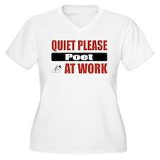 Poet Work T-Shirt