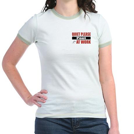 Poet Work Jr. Ringer T-Shirt