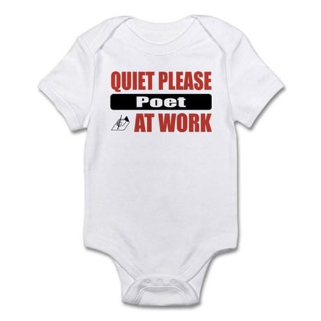 Poet Work Infant Bodysuit