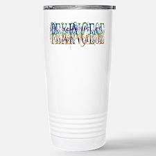 Pekingese Travel Mug