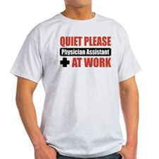 Physician Assistant Work T-Shirt