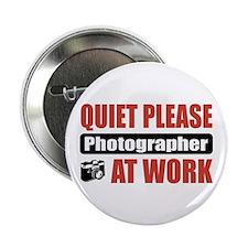 "Photographer Work 2.25"" Button"