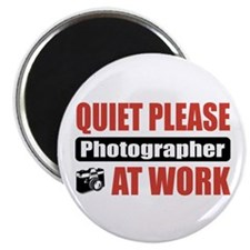 Photographer Work Magnet