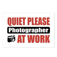 Photographer Work Postcards (Package of 8)