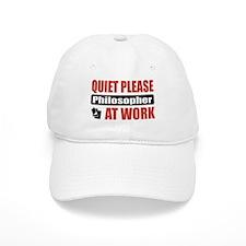 Philosopher Work Baseball Cap