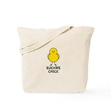 Euchre Chick Tote Bag