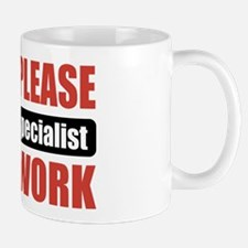 Pension Specialist Work Mug