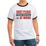 Patent Attorney Work Ringer T