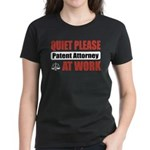 Patent Attorney Work Women's Dark T-Shirt