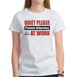 Patent Attorney Work Women's T-Shirt