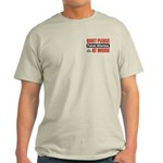 Patent Attorney Work Light T-Shirt