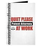 Patent Attorney Work Journal