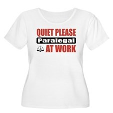 Paralegal Work T-Shirt