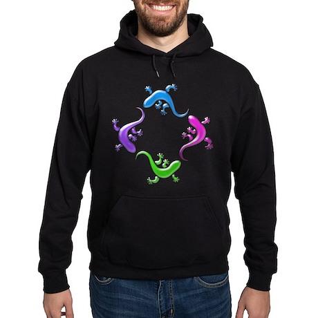 4 Geckos 4 Hoodie (dark)