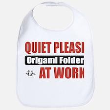 Origami Folder Work Bib