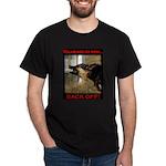 Back Off Black t-shirt
