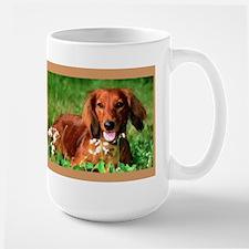Red Long Mug