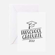 2017 PreK Grad Greeting Card