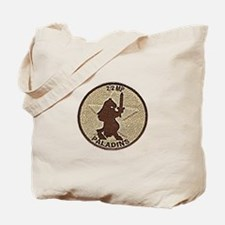 2/2 Military Police Paladins Tote Bag