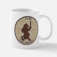 2/2 Military Police Paladins Mug