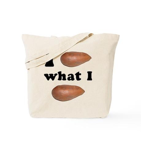 Yam What I Yam Tote Bag