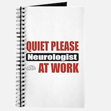 Neurologist Work Journal