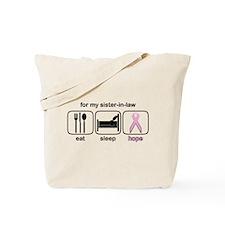 Sister-in-law ESHope BCA Tote Bag