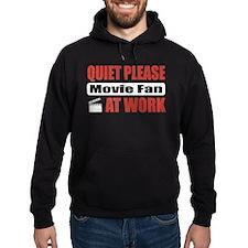 Movie Fan Work Hoodie