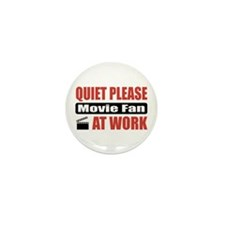 Movie Fan Work Mini Button (10 pack)