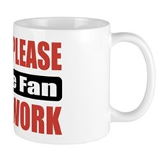 Movie Fan Work Mug