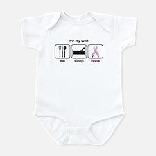 Wife ESHope BCA Infant Bodysuit