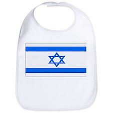 Israel Jewish Flag Bib