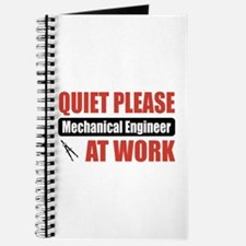 Mechanical Engineer Work Journal