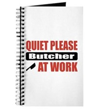 Butcher Work Journal