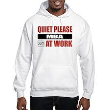 MBA Work Hoodie