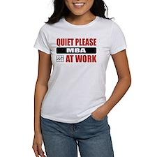 MBA Work Tee